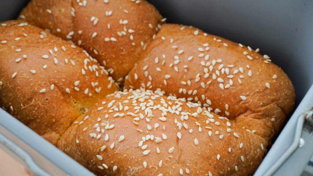 خبز كيتو